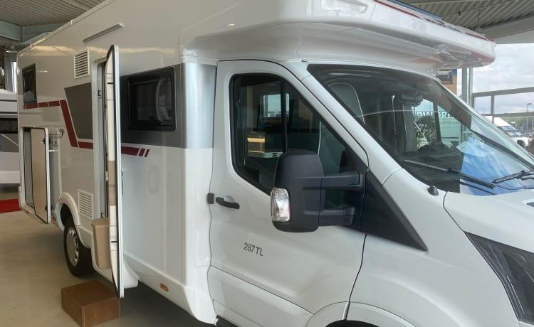 287 TL – Kronos 287 TL (Nieuw/2022) 4 personen Automaat