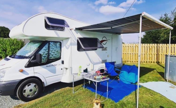 Norma  – Een charmante maar praktische camper voor uw volgende avontuur