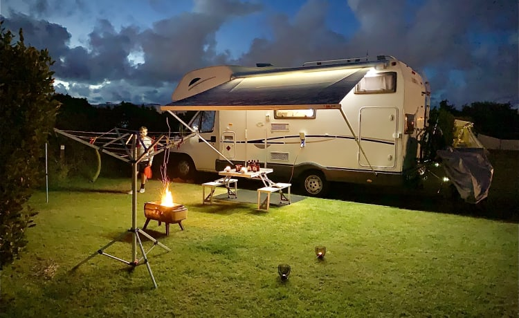 Perfect staycation  – 6 Berth Family Motorhome