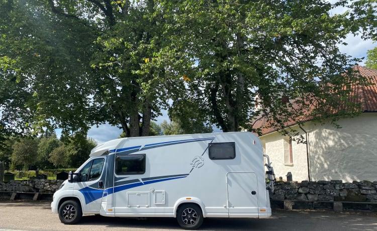 Bert z'n camper – Het avontuur kan beginnen!
