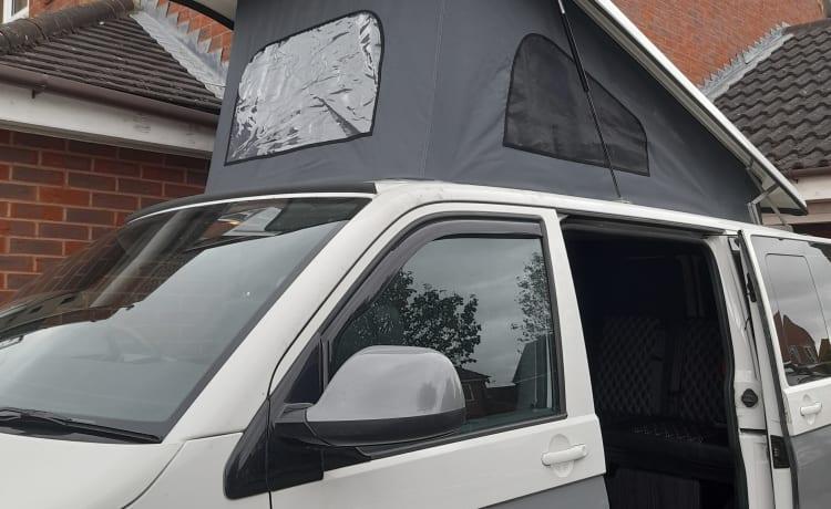 VW T5.1 Campervan Air Con