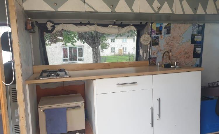 Nessie – Nessie Adventures campervan