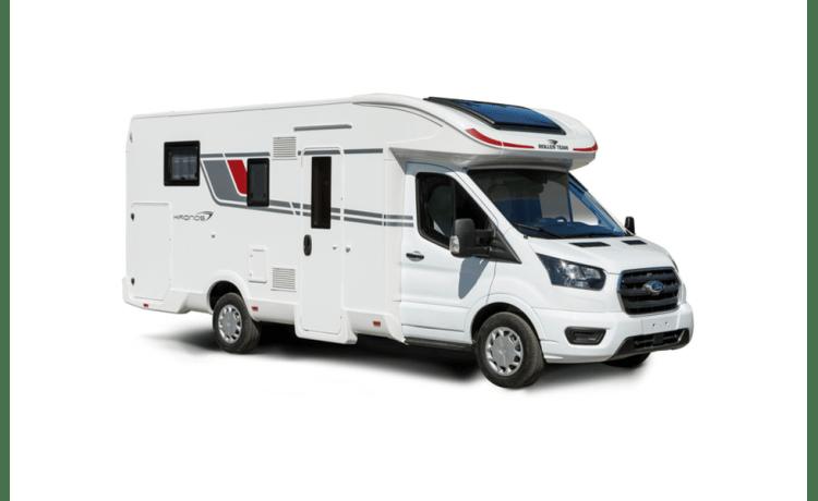 Casa Mobile Ford Kronos 287 TL - 170 CV