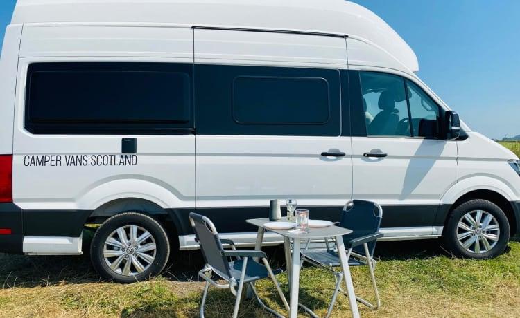 Grand-Iona – VW Grand California 600 (Rare, Desirable, Modern and Reliable).
