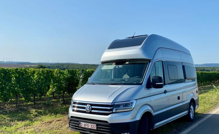 Daniël – Glamping with the Grand California!