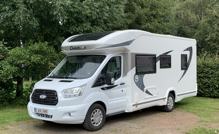 Ford Chausson 716 Flash