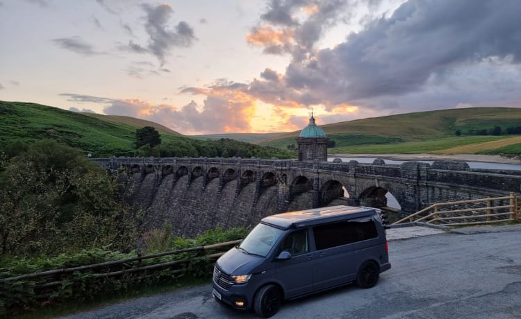 'ORLA 'the camper van 😊🚎 – GLOEDNIEUW Luxe T29 Camper Van te huur 🚎