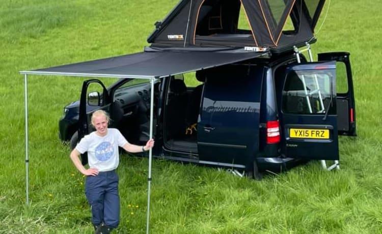 Caddy – VW Caddy Adventure Camping