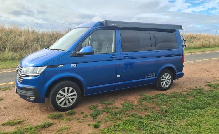 Glen – Luxury 4 Berth 2020 Automatic VW Campervan T 6.1