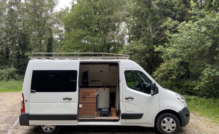 #Vanlife dream camper