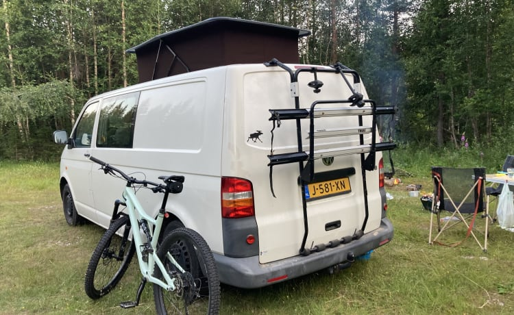 The Lebuski – Adventure camper - back to nature-