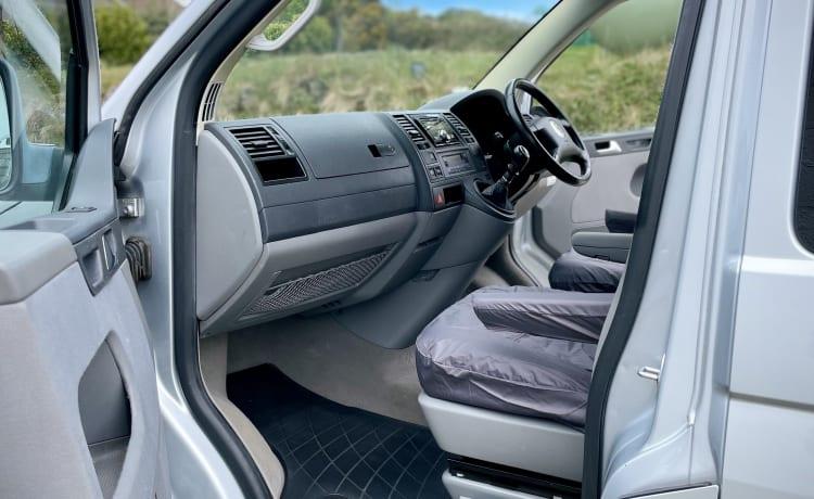 Henry – VW California Camper - Riscaldamento - Pop top - Frigo