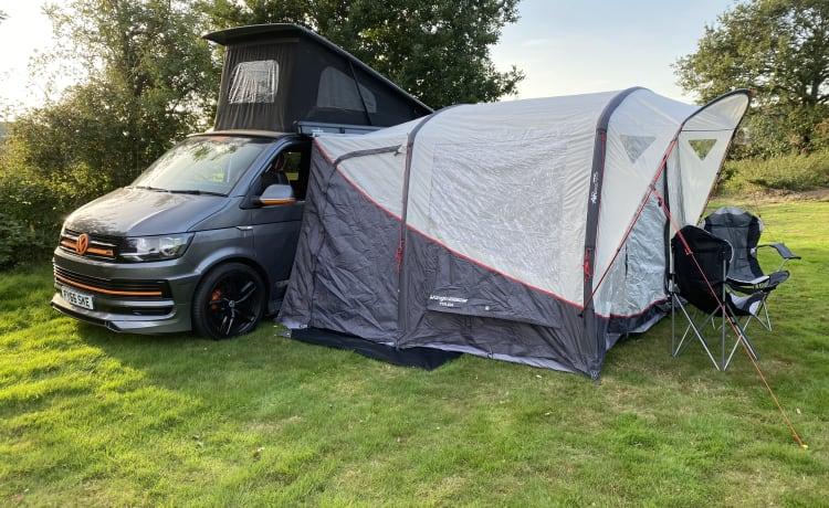 VERA – VW TRANSPORTER ABT CONVERSIE