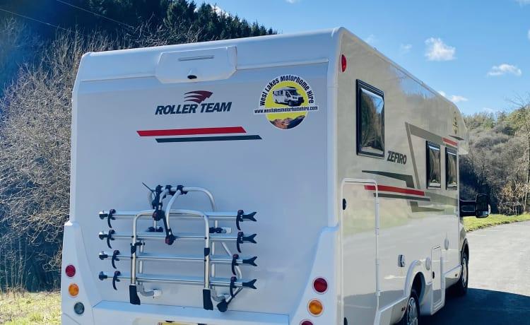 Rollerteam Zefiro 685 2021 Automatisch