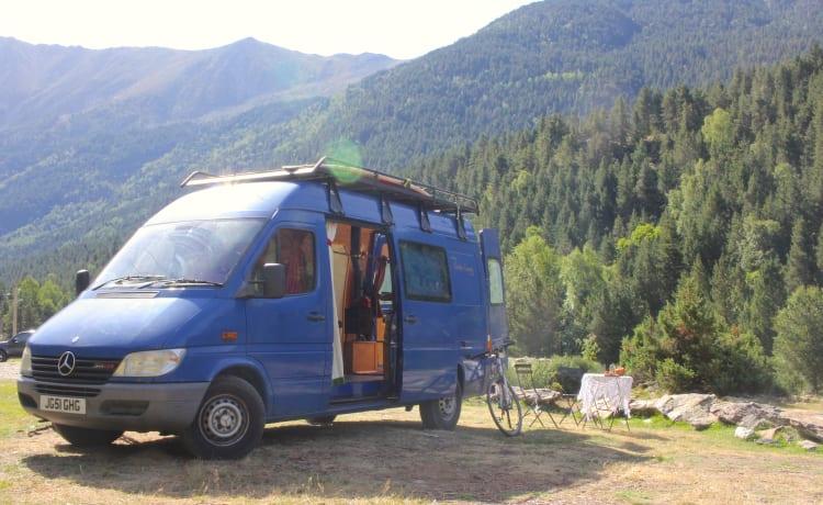 Márta  – Camper voor alle seizoenen