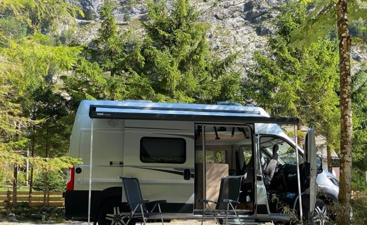Triglav – Fijn Familie Buscamper
