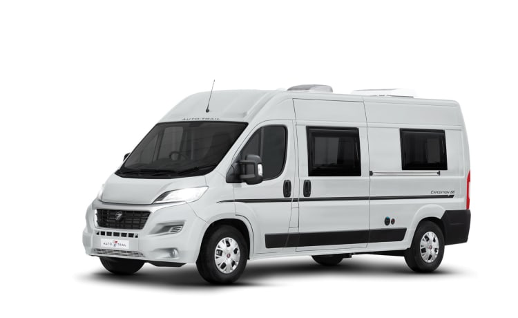 AUTO TRAIL EXPEDITION 66 (available to hire in 2022)