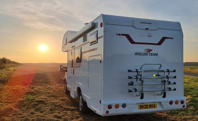Roller Team Zefiro 690 – Brand New 2020 6 Berth Luxury Motorhome