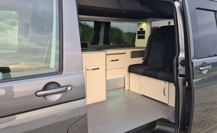MAUI – Gloednieuwe luxe VW-campervan 2021