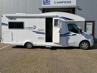 B-type – Semi-integraal camper model 2017 200 gratis extra's