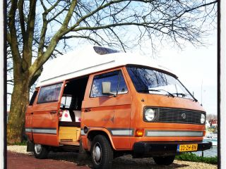 Joker – Back to the 80's in deze knusse VWT3