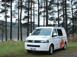 Taffi Campers - VW T5 campervan