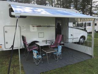 Adria Sonic I 600 SL – Luxe en ruime integraal camper voor zomer en winter