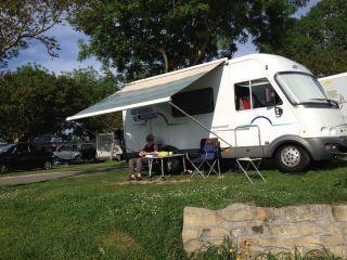 Een comfortabele en ruime camper te huur