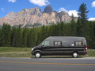 Mr. White – Prachtige Mercedes Sprinter Camper-bus