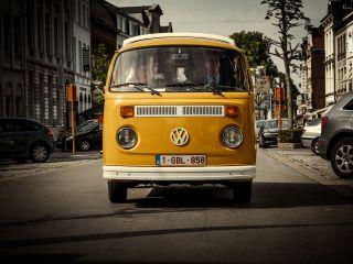 rent an original hippie bus from 1976!