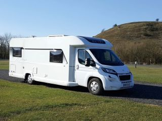 Luxury Bailey Autograph 79-6, 6 Berth Large Motorhome