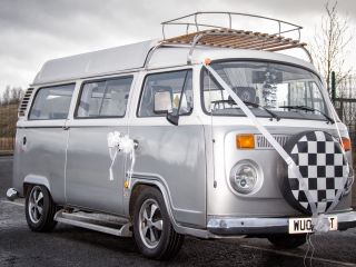 Pedro – Classic VW Campervan - Wedding and Prom Hire