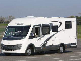 Meest luxe VIP integraal camper