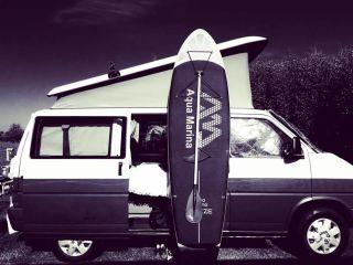 Billie – Billie de VW T4 camperbus