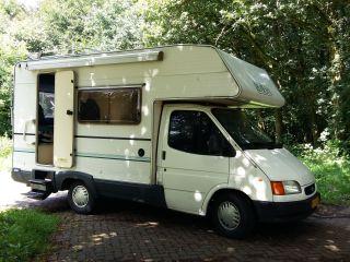 Uiterst gebruiksvriendelijke nette camper. (Midden-Drenthe)