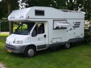 # 3 5 Person's Hymer 544 Camper (Camper 3)