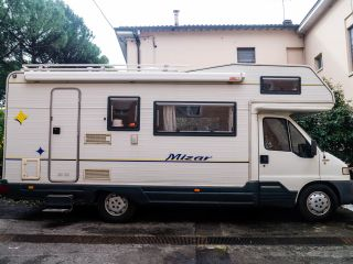 Camper for large family in Faenza - Emilia Romagna