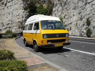 T3 - Een klassieker! – Volkswagen T3 in original colors. Icon!