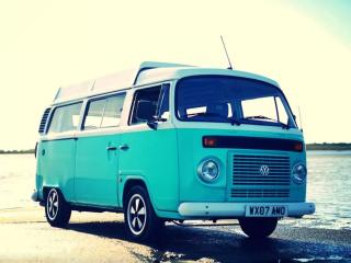 Otis – Classic VW Campervan
