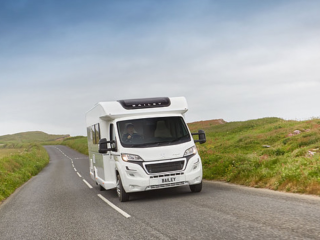 Bailey 79-6 – Bailey 79-6 birth and traveller low profile Coachbuilt Motorhome
