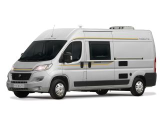 Vehicle 2 – Newly styled 2019 reg Tribute 669 campervan (V1)