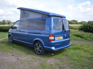 Winston – VW T5 Camper - Long Wheelbase - 4 K
