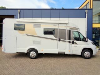 Spacious camper for 3 persons, single beds / PSB3