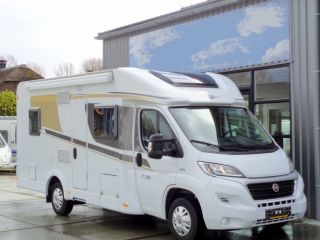Spacious camper for 4 people, French bed / CF5