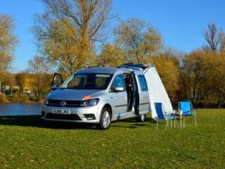 VW DELTA premium 2 berth (London)