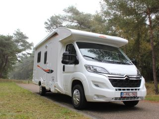 For rent: new semi intregraal, Citroen PLA