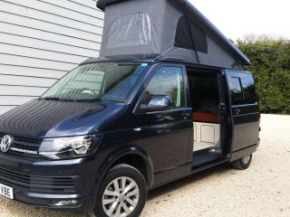 Willy – New VW T6 with contemporary interior!