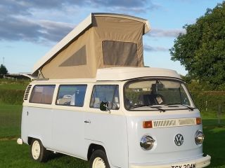 Yorkshire VW Camper