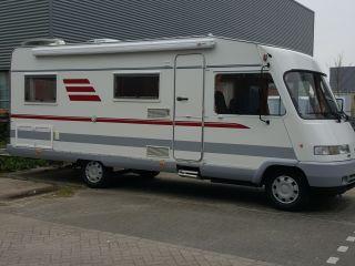 Camper 5 - 6 persoons integraal – Camper 5-6 Personen integrierten Wohnmobil