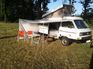 Spooky! – Complete VW T3 Camper
